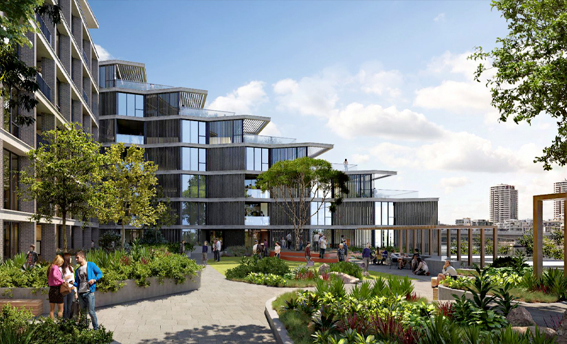 MPN Appointed Structural Engineering to Wentworth Point Development