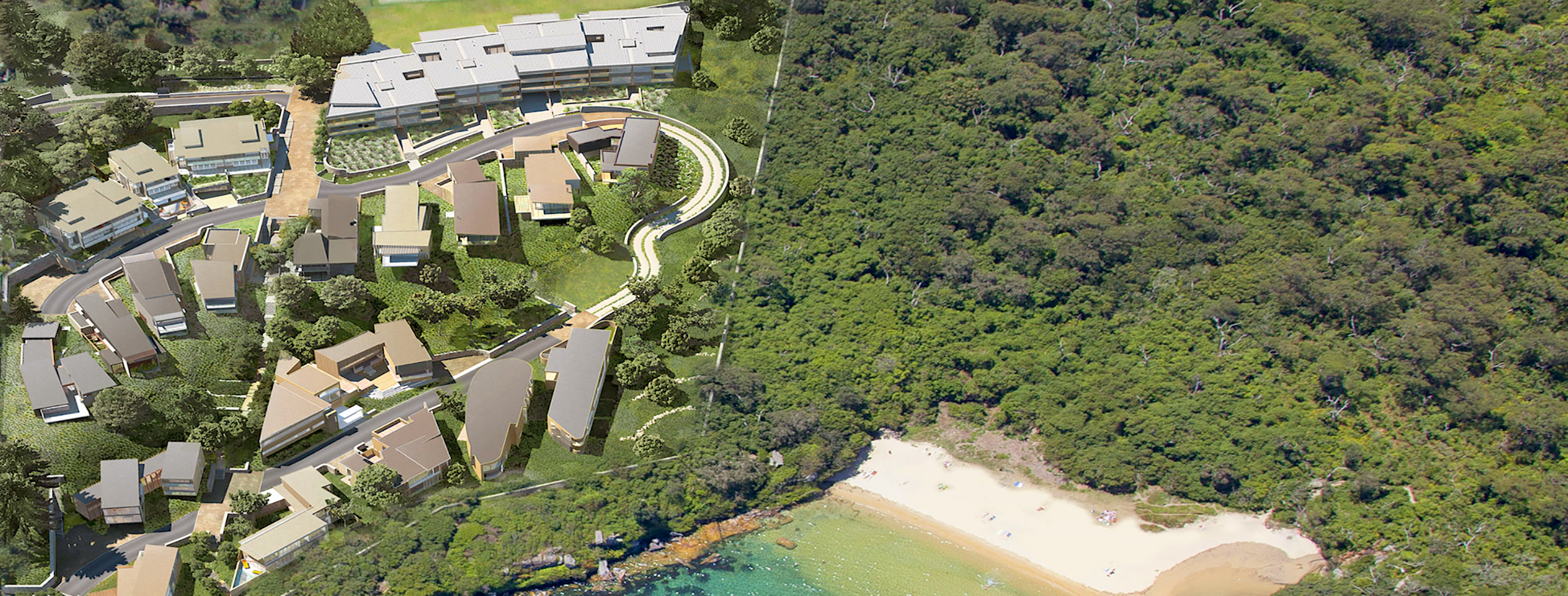 Spring Cove Development, Manly